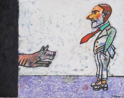 Antonio Seguí, ' Perro Furioso', 2017