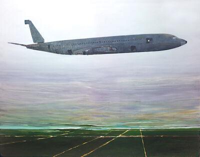 Rafat Asad, 'Landing 1', 2017