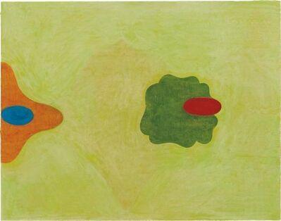 Thomas Nozkowski, 'Untitled (6-126)', 1991