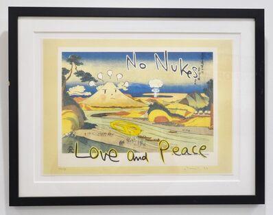 Yoshitomo Nara, 'No Nukes!', 1998