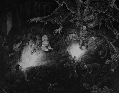 Joachim West, 'Darkness', 2017-2019