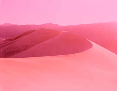 David Benjamin Sherry, 'Double Dunes, Death Valley National Park, California', 2020