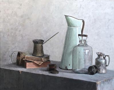 Judith Pond Kudlow, 'Vessels', 2017