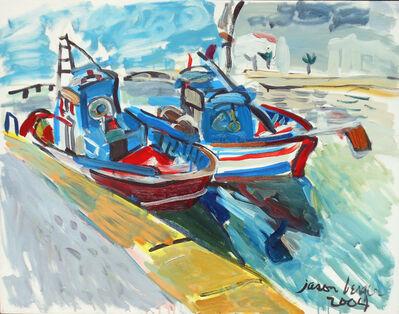 Jason Berger, 'Fishing Boats, Tavira', 2004