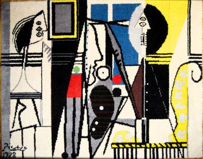 Pablo Picasso, 'Le Peintre et son Modele', 1994