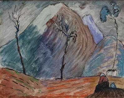 Marianne von Werefkin, 'Monte Tamaro', 1920