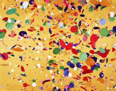 Gina Osterloh, 'Yellow Maximum', 2007