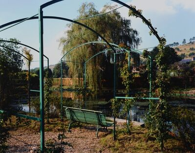 Stephen Shore, 'Monet's Bench', 2002
