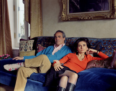 Thomas Struth, 'Charles and Laurence, New York 2001', 2001