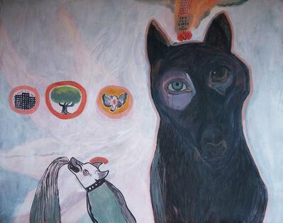 Suzy O'Mullane, 'Sky, Cry, Earth  and Mud', 2016