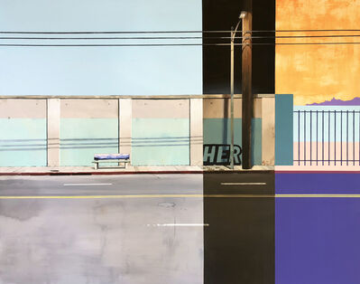 Holly Elander, 'Her', 2019