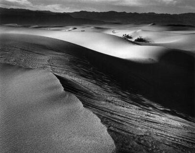 Wynn Bullock, 'Sand Dune, Death Valley, California', 1940-printed circa 1970