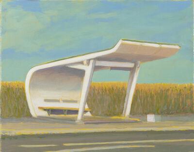 Greg Drasler, 'Bus Stop/ Check Point 3', 2020
