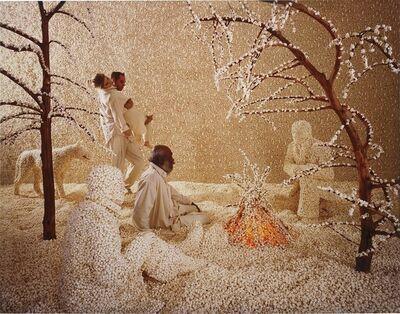 Sandy Skoglund, 'Raining Popcorn', 2001