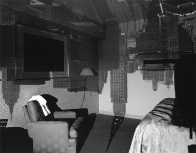 Abelardo Morell, 'Camera Obscura image of Chrysler Building in hotel room, 1999', 1999