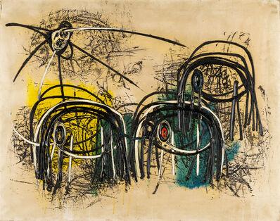 Roberto Crippa, 'Migrazione', 1954