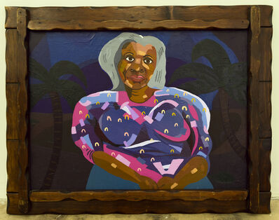 Azikiwe Mohammed, 'Bea Hines', 2019