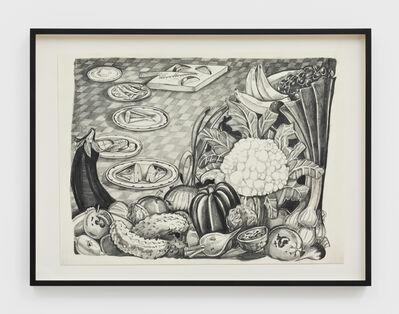 Nikki Maloof, 'Vegetable Study', 2021