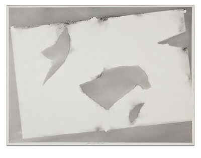 Joe Goode, 'Untitled (X-ray drawing)', 1975