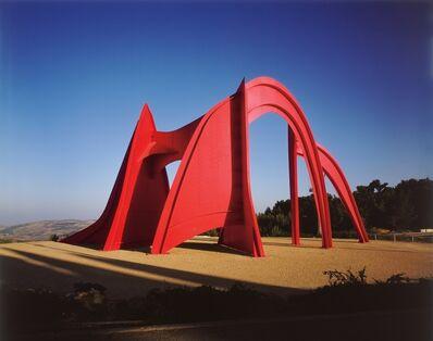 Alexander Calder, 'Jerusalem Stabile', 1976