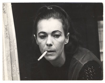 Gerard Petrus Fieret, 'Untitled (woman smoking)', 1960-1970