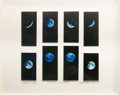 Leandro Katz, 'Blue moon', 1979