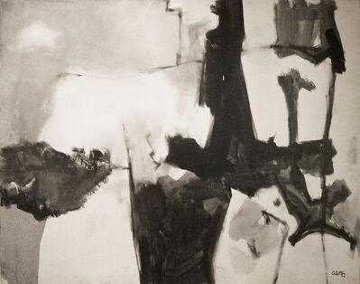 Charles Alston, 'Black and White #1', 1959