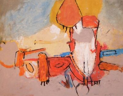 Aubrey Williams, 'Maya X', 1972