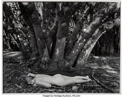 Wynn Bullock, 'Child in Forest', 1951