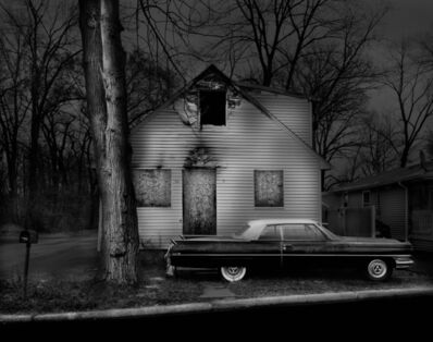 Michael Massaia, 'In The Final Throes, New Jersey, Somers Place', 2011