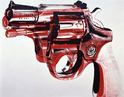 Andy Warhol, 'Guns', 1981