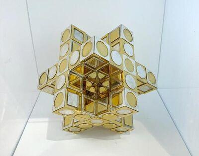 Victor Vasarely, 'Quadrature', circa. 1985