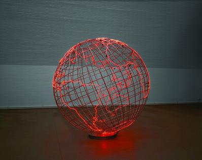 Mona Hatoum, 'Hot Spot', 2013