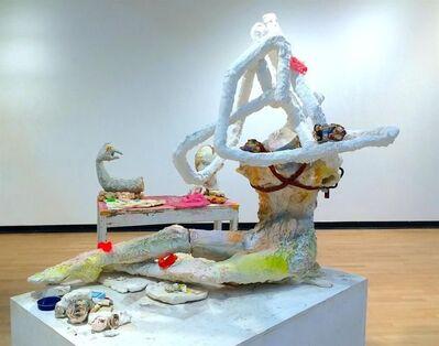 Meghan Smythe, 'Yellow Figure (Untitled) ', 2016
