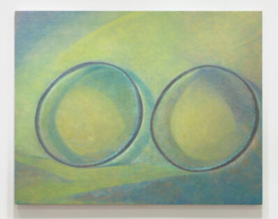 Daisuke Fukunaga, 'two rings', 2011-2012