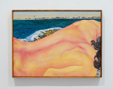 Martha Edelheit, 'Jones Beach, West End', 1972-1973