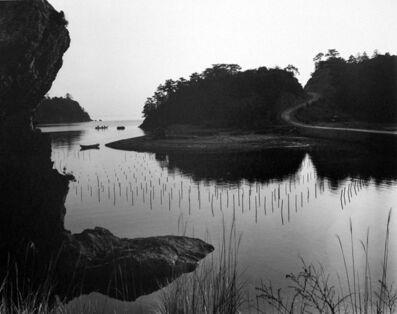 Brett Weston, 'Inlet, Japan', 1970