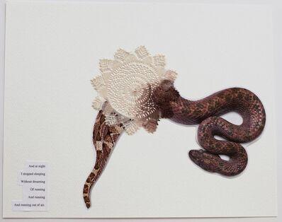 Zoë Buckman, 'Electricity traversed my insides', 2020