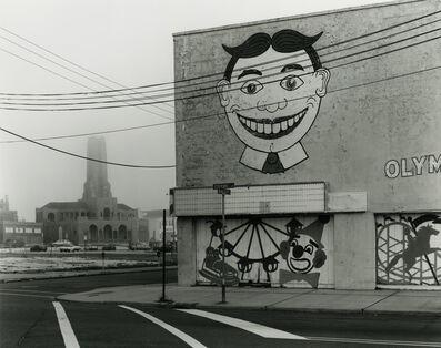 George Tice, 'Palace Funhouse, Ashbury Park', 1995