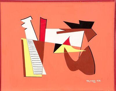 Alberto Magnelli, 'Composizione', 1950