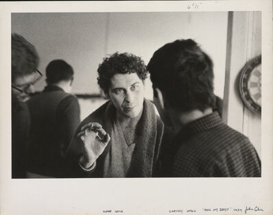 John Cohen, 'Alfred Leslie and Gregory Corso in PULL MYDAISY ', 1959