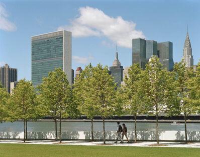 David Leventi, 'FDR Four Freedoms Park, Roosevelt Island, New York', 2005-2007