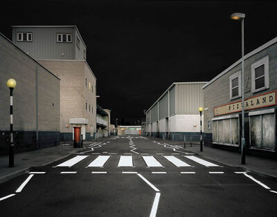 """Edgar Martins, 'Pizzaland, from the series """"A Metaphysical Survey of British Dwellings"""", ', 2010"""