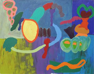Maria Lynch, 'Singularização do ser', 2015