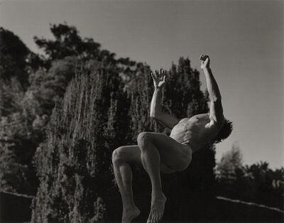 Bruce Weber, 'Rick Arango, Villa Tejas', 1987