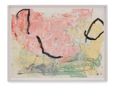 Rita Ackermann, 'Mama Study 3', 2020
