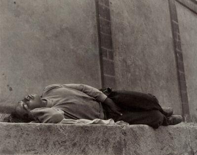Manuel Álvarez Bravo, 'El soñador', 1931