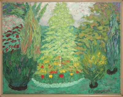 Clement Trofimenko, 'Garden ', 1972