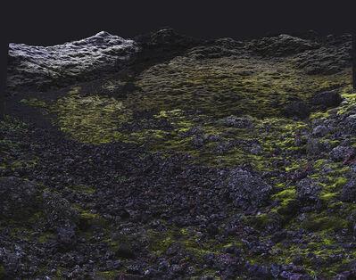 John Ruppert, 'Inside Crater / Laki', 2012-2013
