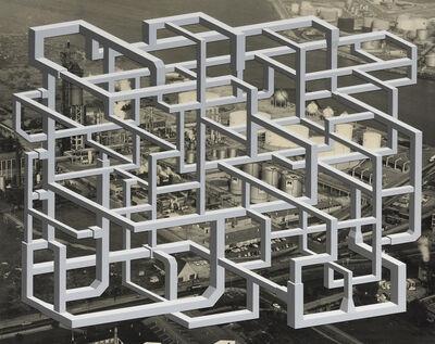 Richard Giblett, 'Enclosed system 4 ', 2015